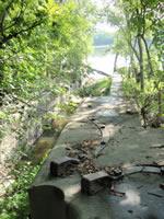 Goose Creek River Lock