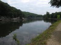 Hike around Widewater