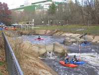 Dickerson Power Plant Kayak Course