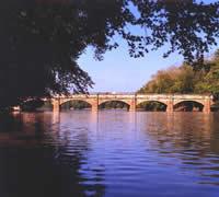 Monocacy Aqueduct Area