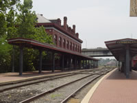 Western Maryland Railway Station