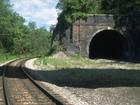 Point of Rocks Train Tunnel
