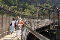 Railroad Bridge and Tunnel