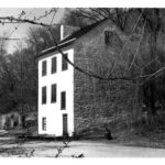 A view of the Abner Cloud House after preservation work by the National Park Service. Photo taken in 1979. Credit: National Park Service