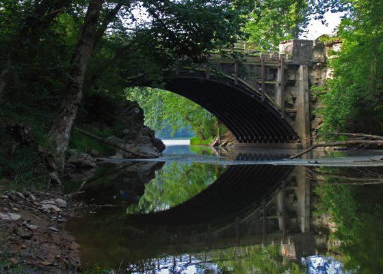 Tonoloway Aqueduct Credit: Doug Zveare