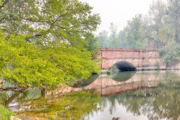 Seneca Aqueduct Credit: John Gensor