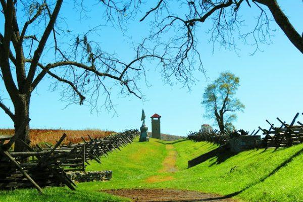 Antietam Battlefield by: Amy Allen