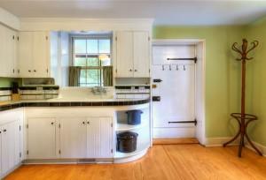 Kitchen of Lockhouse 10