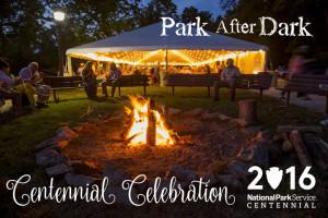 bonfire tent centennial celebration web