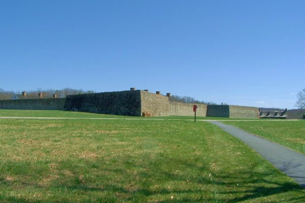 Fort Frederick By: Kathy Bray