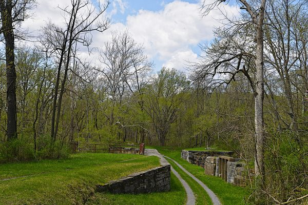 Sideling Hill Creek Aqueduct Credit: Alan Taylor