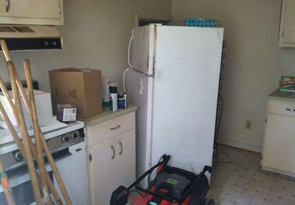 Pre-demo: The kitchen