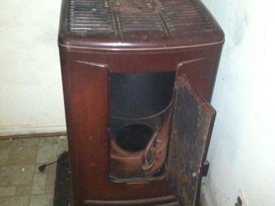 Pre-demo: The oil furnace
