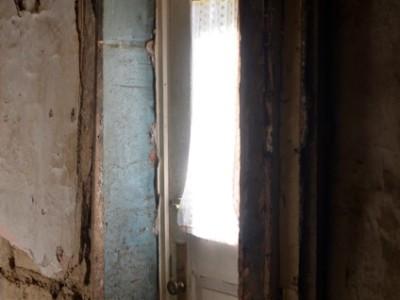 Post-demo: The front door