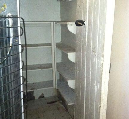 Pre-demo: The kitchen pantry