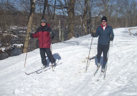 XC Skiing - NPS - Winter in the Park