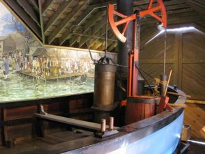 James Rumsey Steamboat Replica, Photo by: Johanna Armstrong