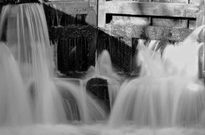 """August's Winner """"Lock 19 Near Great Falls"""", Photo by Garner Woodall"""