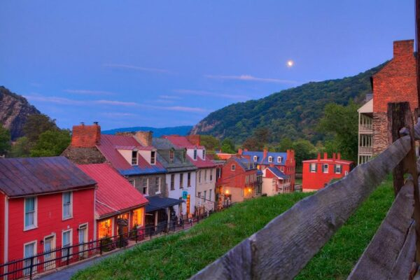 Harpers Ferry by David McMasters