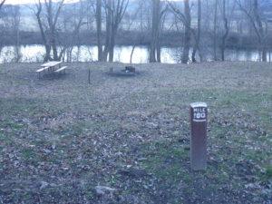 Evitts Creek Campsite - PATC-GPS-Rangers