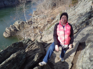 Hiking Billy Goat Trail A - Doreen Pfeiffer