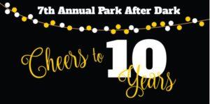 Cheers to 10 Years Logo