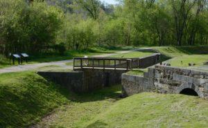Shepherdstown River Lock - Paula Tremba