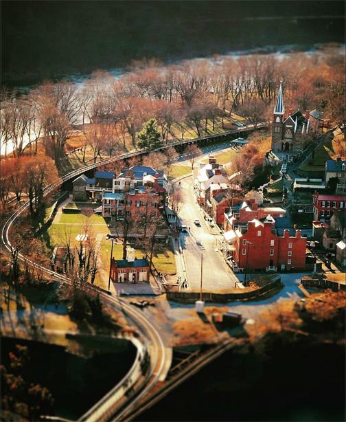 Harpers Ferry - Matt Brant