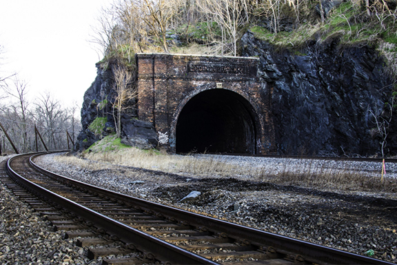 Brunswick Railroad Tunnel