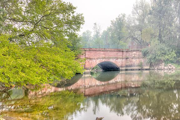 Seneca Aqueduct