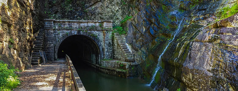 Paw Paw Tunnel by Garner Woodall