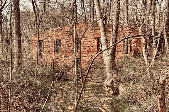 Seneca Mill by Jeff Lowe