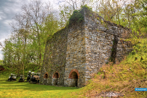 Antietam Ironworks by John Gensor