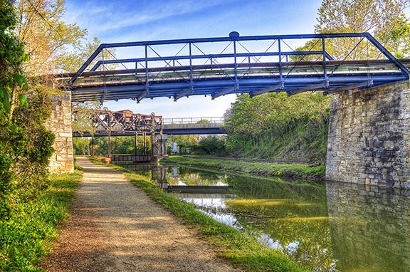 Bollman Bridge by Paul Graunke
