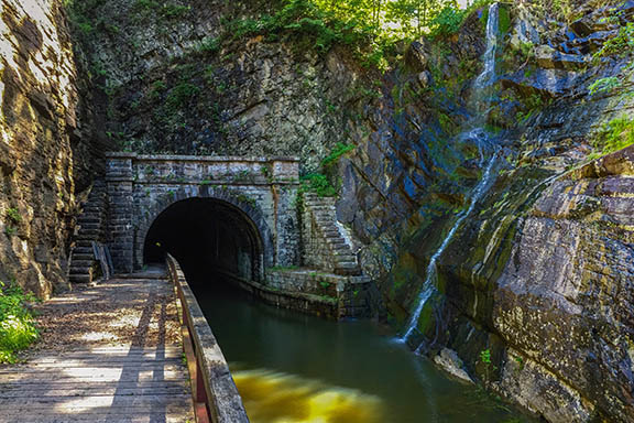 Paw Paw Tunnel by Garner Woodall